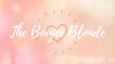 The Boujee Blonde Laptop Wallpaper